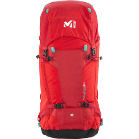 Millet Prolighter 38+10 Sac à dos, red-rouge